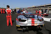 #54 SPIRIT OF RACE (CHE) FERRARI F488 GTE GTE THOMAS FLOHR (CHE) FRANCESCO CASTELLACI (ITA)