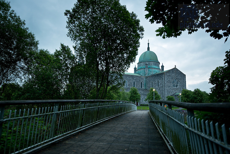 June 5, 2012; Galway Cathedral, Galway, Ireland..Photo by Matt Cashore/University of Notre Dame