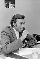 Le comedien Paul Hebert<br /> , le 1er octobre 1970<br /> <br /> Photographe : Photo Moderne<br /> <br /> - Agence Quebec Presse