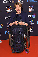 Dame Tanni Grey Thompson<br /> arriving for the BT Sport Industry Awards 2018 at the Battersea Evolution, London<br /> <br /> ©Ash Knotek  D3399  26/04/2018