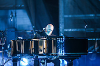 Billy Joel performs during a concert at the Festival d'ete de Quebec in Quebec City Friday July 11, 2014.