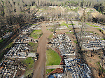 Sawmill Estates, Sawmill Road, Paradise <br /> Sawmill Estates catered to the over-55 community, and provided a bucolic atmosphere for those of modest means.