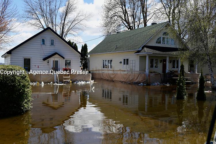 Innondations<br /> , mai 2019<br /> <br /> <br /> PHOTO : Agence Quebec Presse
