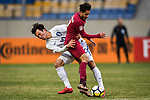 Qatar vs South Korea during the AFC U23 Championship China 2018 3rd/4th Place match at Kunshan Sports Center on 26 January 2018, in Kunshan, China. Photo by Zhenbin Zhong / Power Sport Images