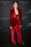 Ase Wang en photocall avant la soiréee Kering Women In Motion Awards lors du soixante-dixième (70ème) Festival du Film à Cannes, Place de la Castre, Cannes, Sud de la France, dimanche 21 mai 2017. Philippe FARJON / VISUAL Press Agency