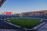 Carson, CA - Sunday January 28, 2018: StubHub center during an international friendly between the men's national teams of the United States (USA) and Bosnia and Herzegovina (BIH) at the StubHub Center.