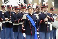 - oath ceremony of the Military School Teuliè, the Italian Army military band....- Esercito Italiano, cerimonia del giuramento della Scuola Militare Teuliè, banda dell'Esercito..