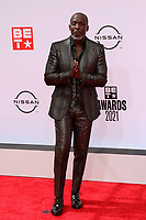 LOS ANGELES - JUN 27:  Michael K Williams at the BET Awards 2021 Arrivals at the Microsoft Theater on June 27, 2021 in Los Angeles, CA