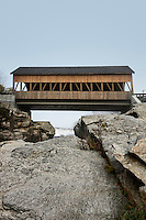 Quechee Covered Bridge, Hartford, Vermont, USA