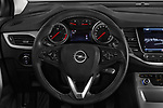 Car pictures of steering wheel view of a 2017 Opel Astra Sports Tourer Edition 5 Door Wagon