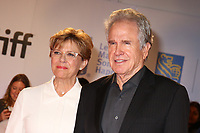ANNETTE BENING AND HER HUSBAND WARREN BEATTY - RED CARPET OF THE FILM 'FILM STARS DON'T DIE IN LIVERPOOL' - 42ND TORONTO INTERNATIONAL FILM FESTIVAL 2017