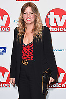 Emma Atkins<br /> at the TV Choice Awards 2018, Dorchester Hotel, London<br /> <br /> ©Ash Knotek  D3428  10/09/2018