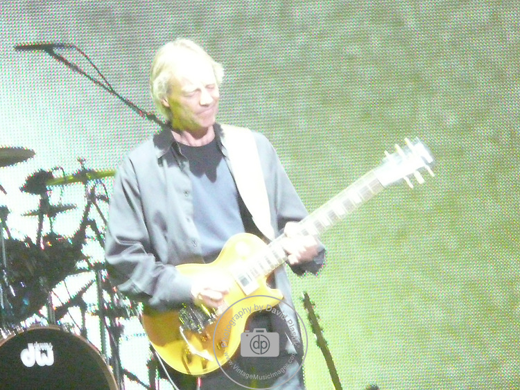 Snowy White of Roger Waters Band Pink Floyd