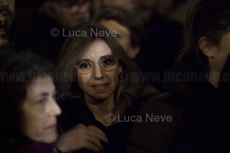 Concita, Journalist and Writer.<br /> <br /> Rome, 01/05/2019. This year I will not go to a MayDay Parade, I will not photograph Red flags, trade unionists, activists, thousands of members of the public marching, celebrating, chanting, fighting, marking the International Worker's Day. This year, I decided to show some of the Workers I had the chance to meet and document while at Work. This Story is dedicated to all the people who work, to all the People who are struggling to find a job, to the underpaid, to the exploited, and to the people who work in slave conditions, another way is really possible, and it is not the usual meaningless slogan: MAKE MAYDAY EVERYDAY!<br /> <br /> Happy International Workers Day, long live MayDay!