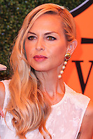 PACIFIC PALISADES, CA, USA - OCTOBER 11: Rachel Zoe arrives at the 5th Annual Veuve Clicquot Polo Classic held at Will Rogers State Historic Park on October 11, 2014 in Pacific Palisades, California, United States. (Photo by Xavier Collin/Celebrity Monitor)