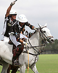 10-goaler Facundo Pieres scores 6 times to lead Orchard Hill (Red) to a 11-9 win over Flight Options (Black) in the 2014 Ylvisaker Memorial Cup at  The International Polo Club Palm Beach.  Wellington, FL 02-06-2104