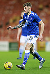 Aberdeen v St Johnstone…26.12.20   Pittodrie      SPFL<br />Callum Hendry<br />Picture by Graeme Hart.<br />Copyright Perthshire Picture Agency<br />Tel: 01738 623350  Mobile: 07990 594431