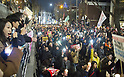 Rallies in Seoul after Korean Constitutional Court upholds impeachment of President Park Geun-hye