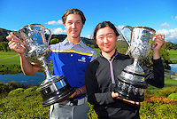 161030 Golf - Cobra Puma NZ Amateur Championship Finals
