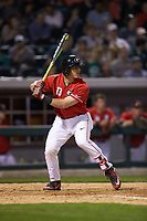 Michael Curry (13) of the Georgia Bulldogs at bat against the Charlotte 49ers at BB&T Ballpark on March 8, 2016 in Charlotte, North Carolina. The 49ers defeated the Bulldogs 15-4. (Brian Westerholt/Four Seam Images)