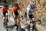 Peter Sagan (SVK) Bora-Hansgrohe in the peloton during Stage 5 of the 100th edition of the Volta Ciclista a Catalunya 2021, running 201.1km from La Pobla de Segur to Manresa, Spain. 26th March 2021.   <br /> Picture: Bora-Hansgrohe/Luis Angel Gomez/BettiniPhoto | Cyclefile<br /> <br /> All photos usage must carry mandatory copyright credit (© Cyclefile | Bora-Hansgrohe/Luis Angel Gomez/BettiniPhoto)