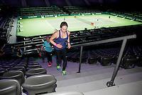 Rotterdam, The Netherlands, Februari 9, 2016,  ABNAMROWTT, Bootcamp<br /> Photo: Tennisimages/Henk Koster