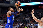 Anadolu Efes's Deshaun Thomas during Turkish Airlines Euroleague match between Real Madrid and Anadolu Efes at Wizink Center in Madrid, April 07, 2017. Spain.<br /> (ALTERPHOTOS/BorjaB.Hojas)