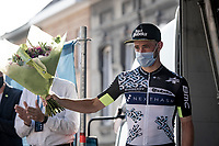 Victor Campenaerts (BEL/Qhubeka NextHash) finishing 3rd overall at the 17thBenelux Tour 2021 (2.UWT)<br /> <br /> (Final) Stage 7: from Namur to Geraardsbergen (178km)<br /> <br /> ©kramon