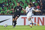 Buriram United vs Gamba Osaka during the 2015 AFC Champions League Group F match on April 07, 2015 at the Buriram Stadium in Buriram, Thailand. Photo by Thananuwat Srirasant / World Sport Group