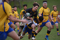 210630 1st XV Rugby - Wellington College v Rongotai College