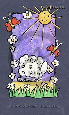 Hans, CUTE ANIMALS, paintings+++++,DTSC19200731,#AC# deutsch, illustrations, pinturas