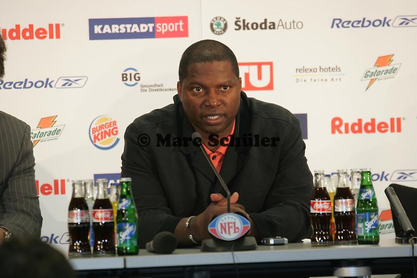 Mike Jones (Head Coach Frankfurt Galaxy)