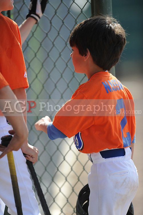 The A Mets of Pleasanton National Little League  March 28, 2009.