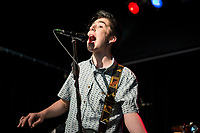 Teen band HIDDEN SIDE MY  attend<br /> the  Festival en Chanson of Petite-Vallee in Gaspesia on  July 1st, 2014<br /> Photo : Agence Quebec Presse  - Frederic Seguin