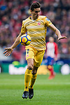 Bernardo Jose Espinosa Zuniga of Girona FC in action during the La Liga 2017-18 match between Atletico de Madrid and Girona FC at Wanda Metropolitano on 20 January 2018 in Madrid, Spain. Photo by Diego Gonzalez / Power Sport Images