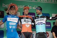 podium:<br /> 1/ Dylan Groenewegen (NLD/Roompot)<br /> 2/ Roy Jans (BEL/Wanty-Groupe Gobert)<br /> 3/ Tom Boonen (BEL/Etixx-QuickStep)<br /> <br /> Brussels Cycling Classic 2015