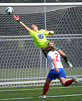 131013 Women's National League Football - Capital v Auckland
