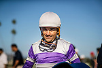 ARCADIA, CA -APRIL 08:  Corey Nakatani at Santa Anita Park on April 08, 2017 in Arcadia, California. (Photo by Alex Evers/Eclipse Sportswire/Getty Images)