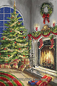 Marcello, CHRISTMAS SYMBOLS, WEIHNACHTEN SYMBOLE, NAVIDAD SÍMBOLOS, paintings+++++,ITMCXM1718,#XX# ,Christmas tree,