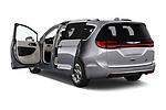 Car images of 2021 Chrysler Pacifica-Hybrid LIMITED 5 Door Minivan Doors