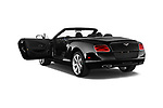 Car images close up view of 2015 Bentley Continental GTC  Base 2 Door Convertible doors