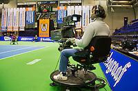 15-12-12, Rotterdam, Tennis Masters 2012, Television camera