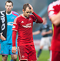 Aberdeen's Niall McGinn at the end of the game.