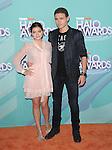 Ariel Winter and Callan McAuliffe  at The 2011 TeenNick Halo Awards held at The Hollywood Palladium in Hollywood, California on October 26,2011                                                                               © 2011 Hollywood Press Agency