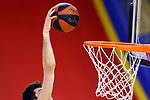 Liga ACB-ENDESA 2020/2021. Game: 26.<br /> FC Barcelona vs Casademont Zaragoza: 107-88.<br /> Leandro Bolmaro.