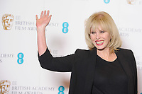 Joanna Lumley<br /> at the photocall for BAFTA Film Awards 2018 nominations announcement, London<br /> <br /> <br /> ©Ash Knotek  D3367  09/01/2018