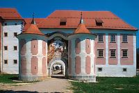 Slowenien,Schloss Konstanjevica