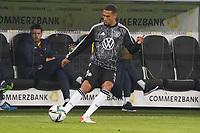 Thilo Kehrer (Deutschland Germany) - Hamburg 08.10.2021: Deutschland vs. Rumänien, Volksparkstadion Hamburg