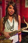 Melissa Aldana at the IronWorks, June 20, 2014 TD Vancouver International Jazz Festival