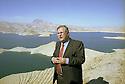 Irak 2000  Jalal  Talabani, secrétaire général de l'UPK, à Dokan   Iraq 2000  Jalal Talabani , general secretary of PUK, in Dokan